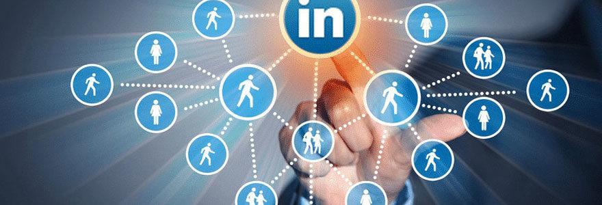prospection sur LinkedIn